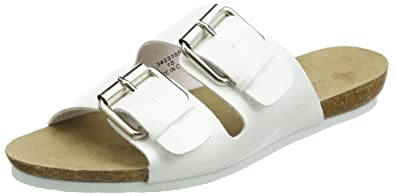 10fd1b31448b New Look Footbed Double Buckle