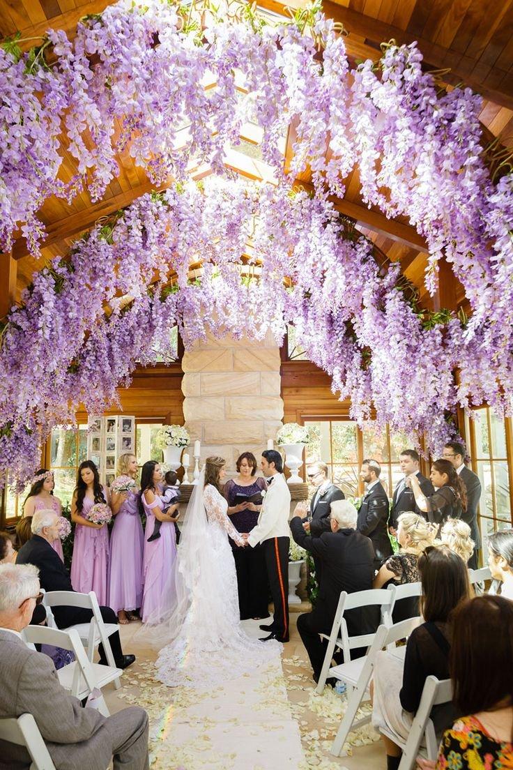 Ivyue-12sPack-Wisteria-Vine-Artificial-Silk-Wisteria-Lane-Rattan-Fake-Wisteria-Artificial-Flowers-Garland-Hanging-Flowers-Wisteria-Bush-for-Home-Garden-Party-Wall-Wedding-Decoration-36feet