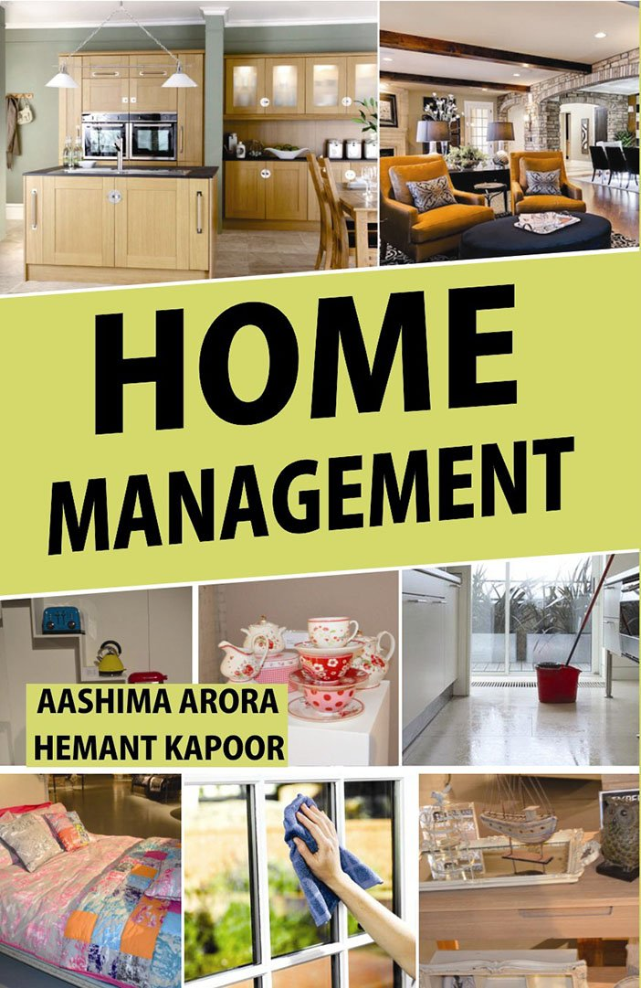 Home Management Hardcover 2012 By Aashima Hemant Kapoor Arora