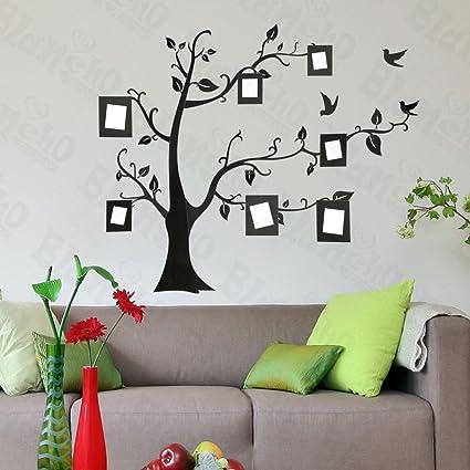 Amazon.com: Memory Tree Frame Tree-wall 2 Decals Wall Sticker Wall ...