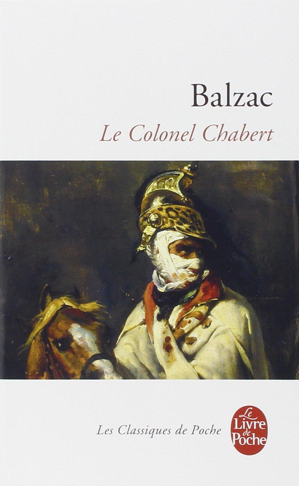 Dissertation incipit colonel chabert