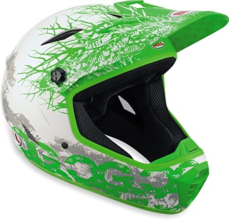 BELL Drop Downhill Bicicleta BMX Cedric Gracia Full Face Casco en ...
