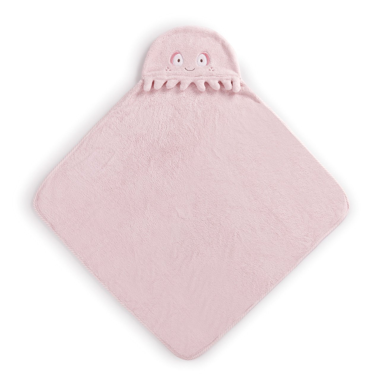 Demdaco Baby Hooded Bath Towel, Octopus