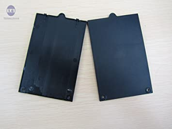 New HP Elitebook 8440P 8440W Series Laptop HDD Hard Drive Caddy /& Hdd Door Cover