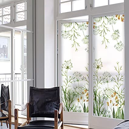 window film designs conference room dktie decorative privacy window film cling 24 inches 36 inchesstatic stained glass designs