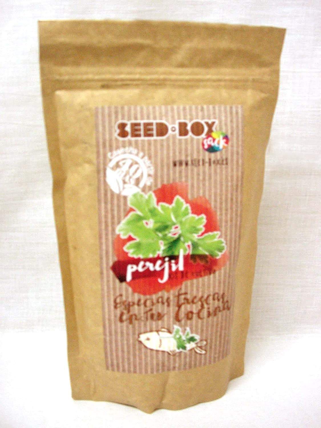 Pocket Garden SeedBox SACK - Perejil: Amazon.es: Hogar