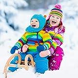 Winter Mitten Gloves For Baby Kids Toddler Infant