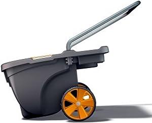 Fiskars 6221 Carry-All 4-Cubic-Foot Garden Cart
