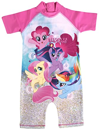 0a0176f8b69e8 Lora Dora Girls Character Sun Suit One Piece Shortie Swimsuit:  Amazon.co.uk: Clothing