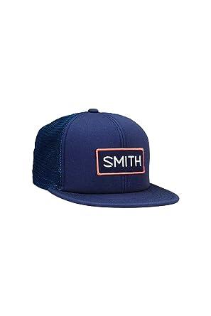 b28f0295b Smith Optics Men's Basin Trucker Basin Trucker Adjustable Hat, One ...
