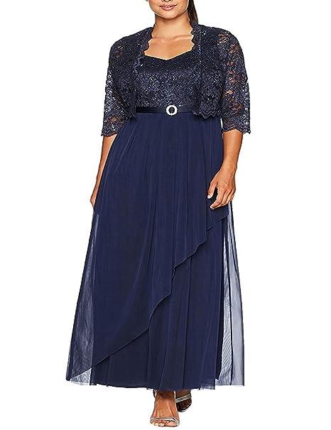 R&M Richards Women\'s Plus Size Formal Jacket Dress - Mother ...