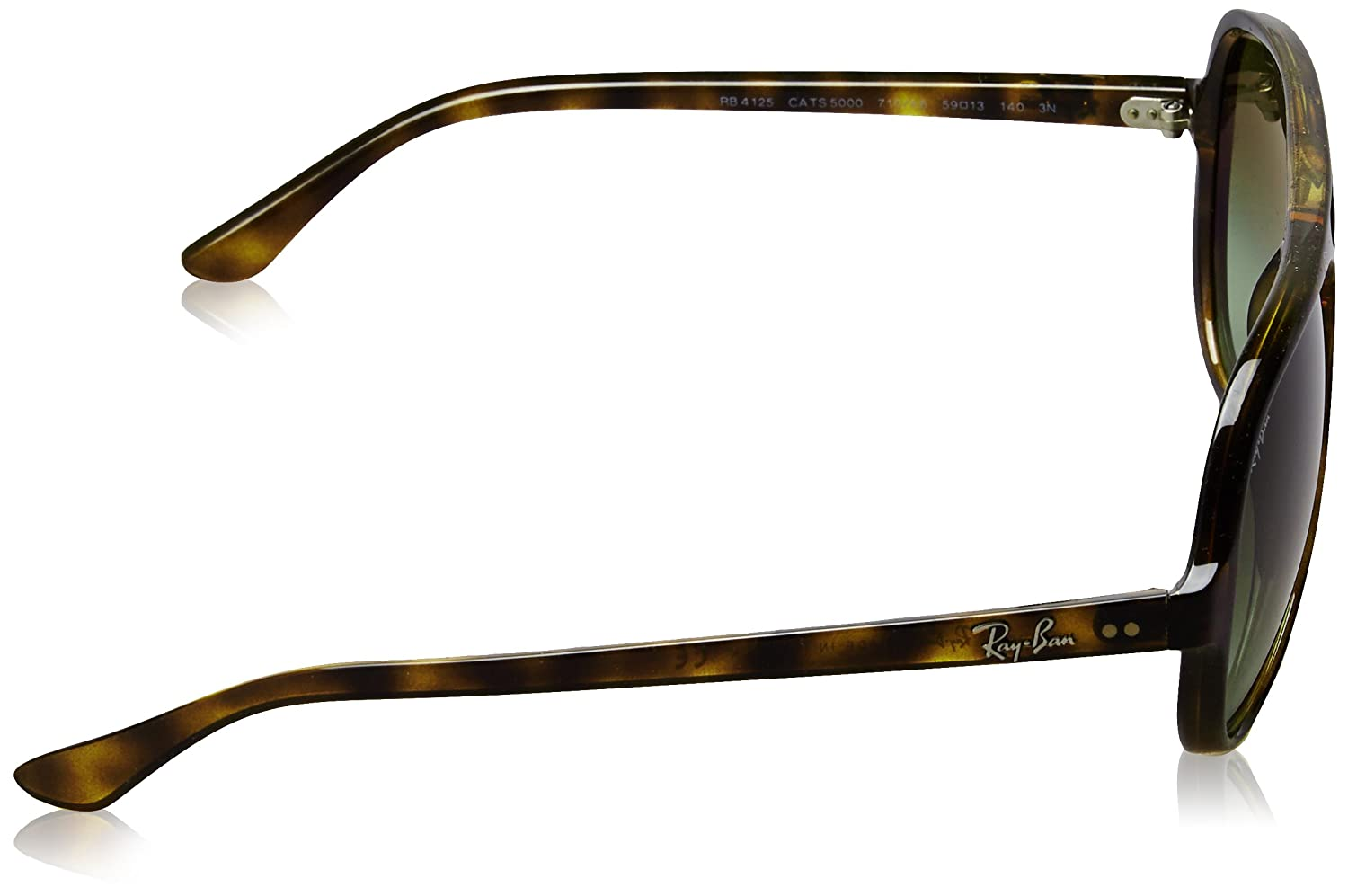 64b3641982e72 Ray-Ban Sonnenbrille CATS 5000 (RB 4125)  Ray Ban  Amazon.co.uk  Clothing