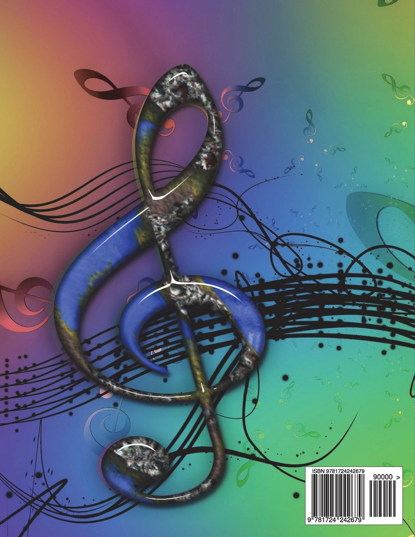 Amazon com: Ukulele Tab Sheet Music: A Blank Sheet Music