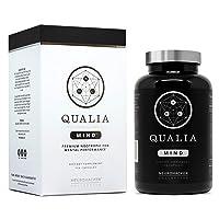 Qualia Mind Nootropics | Top Brain Supplement for Memory, Focus, Mental Energy,...