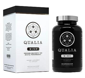Qualia Mind Nootropics | Top Brain Supplement for Memory, Focus, Mental  Energy, and