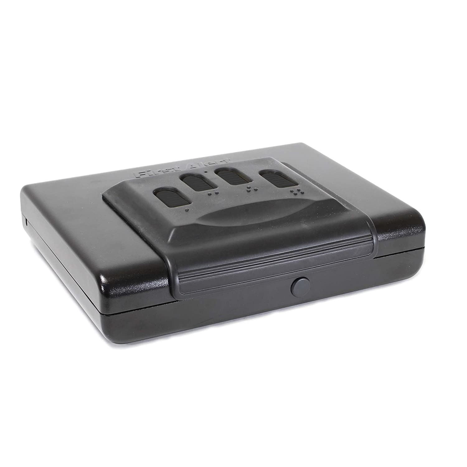 10. First Alert 5200DF Portable Handgun or Pistol Safe