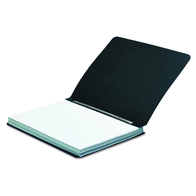 ACCO Pressboard Report Cover, Letter, Black, (A7025971A)