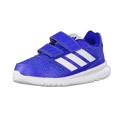 adidas Neo Kids Boys Shoes Infants Casual Altarun Sneakers Blue CQ0028 New (EU 24 -