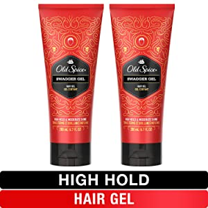 Old Spice, Hair Gel for Men, Hair Treatment, 6.7 oz, Twin Pack