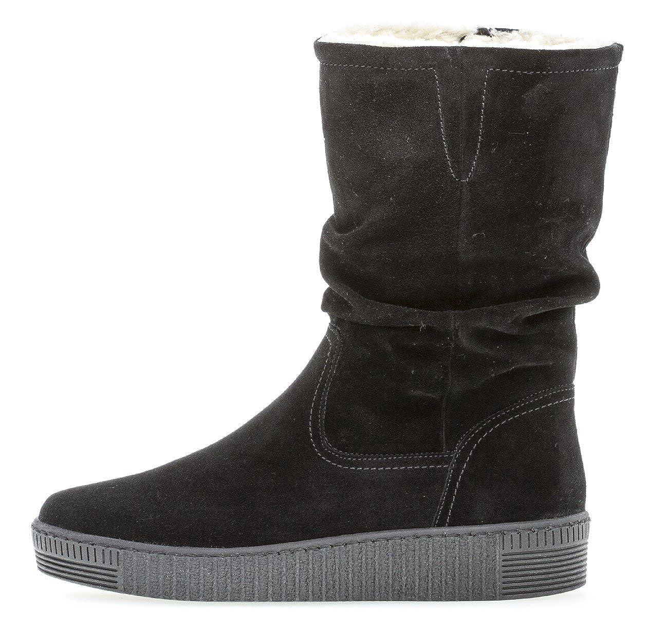 Gabor Jollys Stiefel in Übergrößen Übergrößen Übergrößen Grau 93.736.19 große Damenschuhe  928499