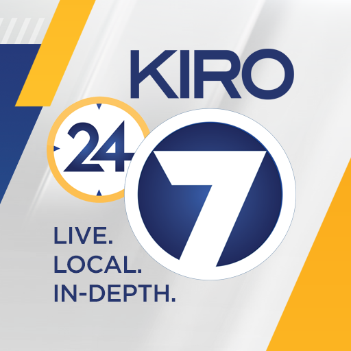 KIRO7 - Seattle News, Weather and Live Video (Best Traffic Report App)