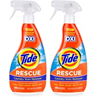 Tide Laundry Stain Remover, Removes The Deepest and Toughest of Stains, 21.5oz (Pack of 2)