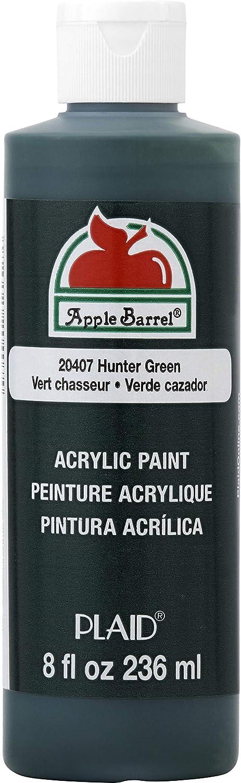 Apple Barrel Acrylic Paint in Assorted Colors (8 oz), J20407 Hunter Green