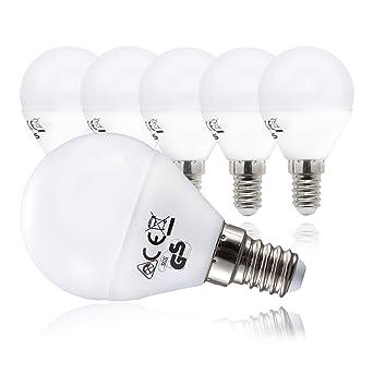 Led Beleuchtung Lumen | B K Licht Led Lampe Energiesparlampe E14 5er Set Led Birne 5 Watt
