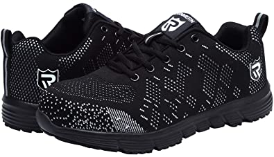Back To Search Resultsshoes Work & Safety Boots Independent Best Selling 2019 Fashion Safety Shoes Mens Lightweight Mesh Breathable Night Reflective Casual Shoes Mens Steel Work Shoes
