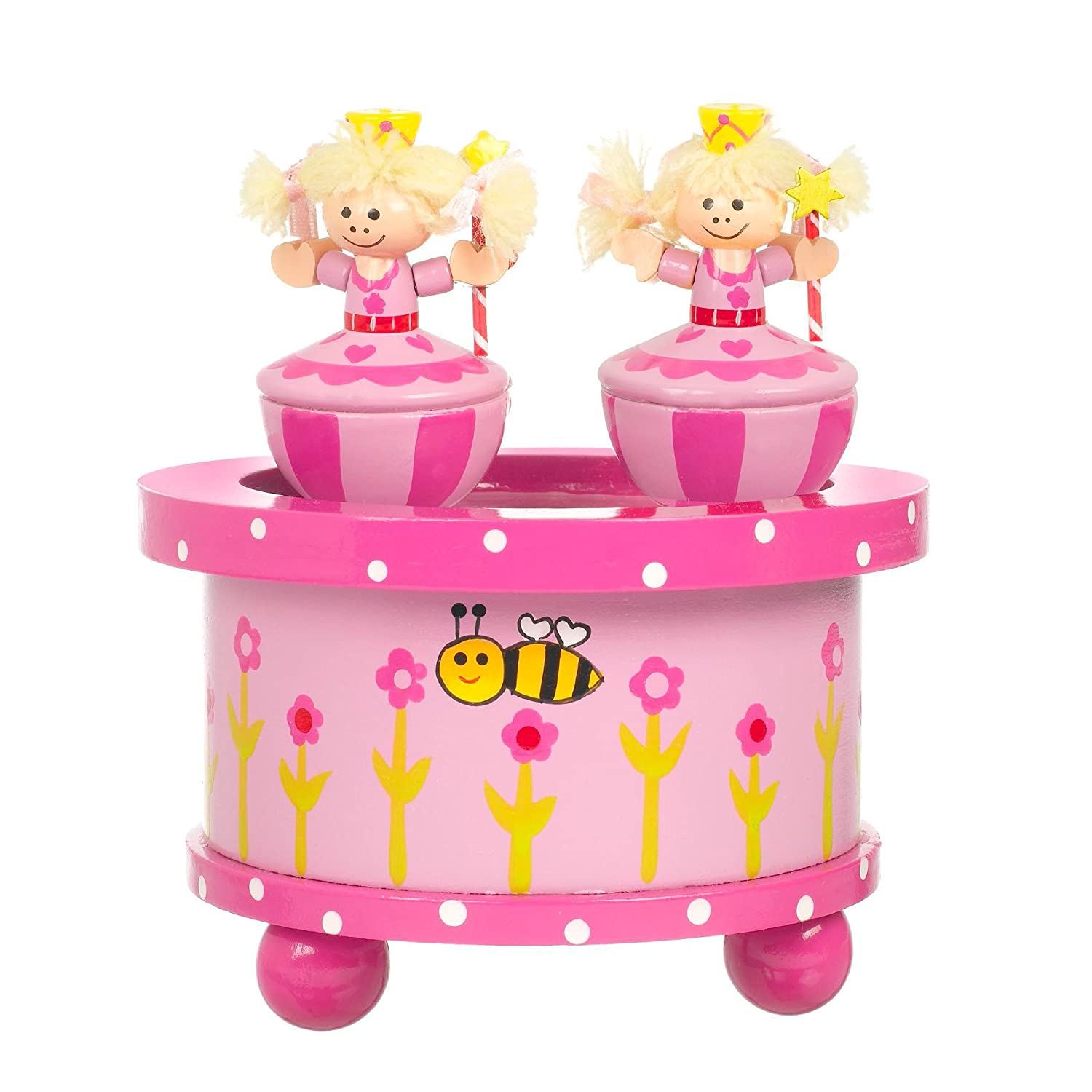 Orange Tree Toys Music Box Dancing Mimi Fairy