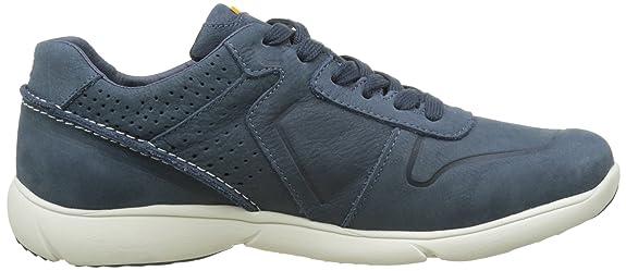 Dockers Herren Sneakers Turnschuhe Freizeitschuhe 40ml011 300600 Blau