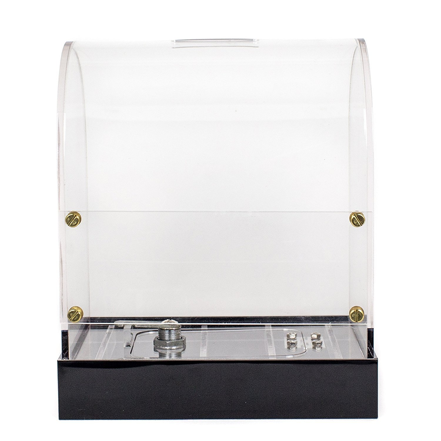 Donation Box / Ballot Box with Signer Holder and Security Chain - Pack of 3