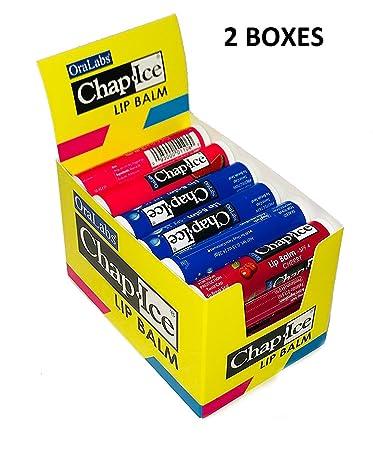 Chap Ice Assorted Lip Balm Display Box – 48 pack 48