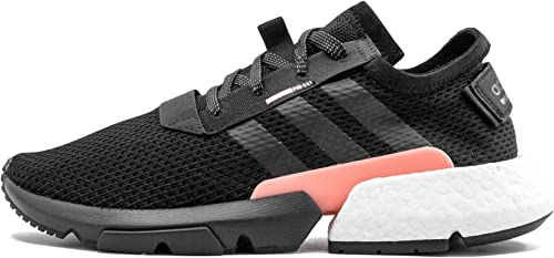 adidas POD S3.1 Mens in Black/Clear