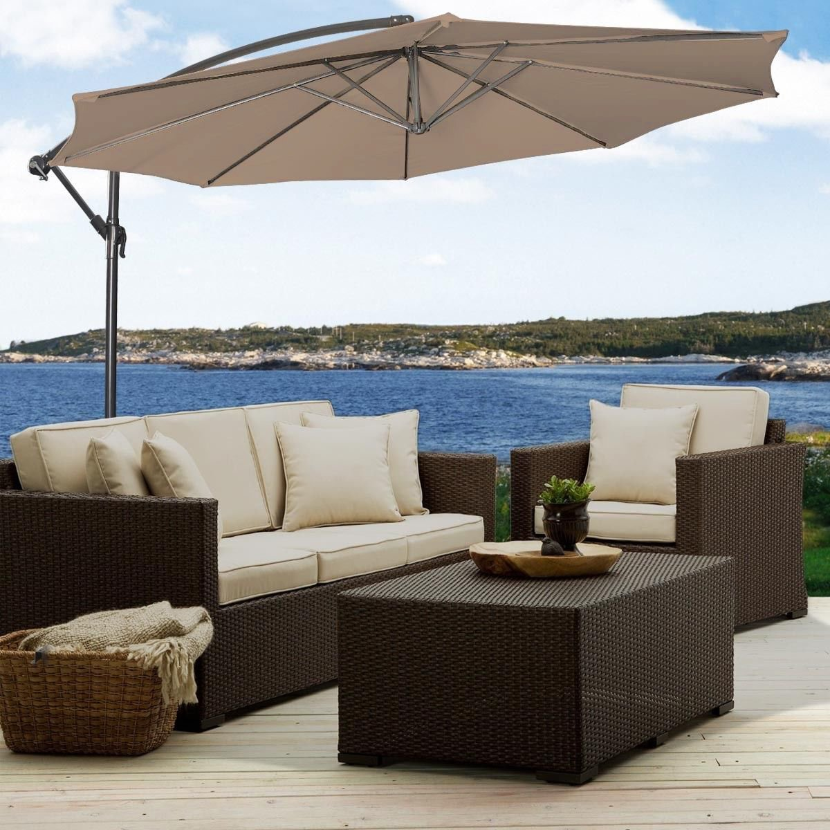 offset style inspiration umbrellas ashery umbrella patio design home base brilliant