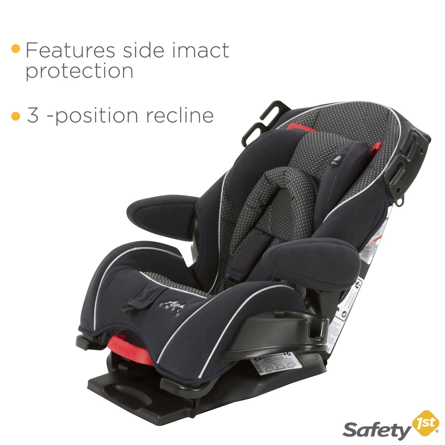 Amazon Safety 1st Alpha Omega Elite Convertible Car Seat Sassy Baby