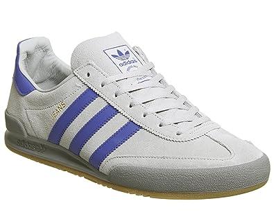 Zapatillas adidas - Jeans Gris/Azul/Gris: Amazon.es: Zapatos y complementos