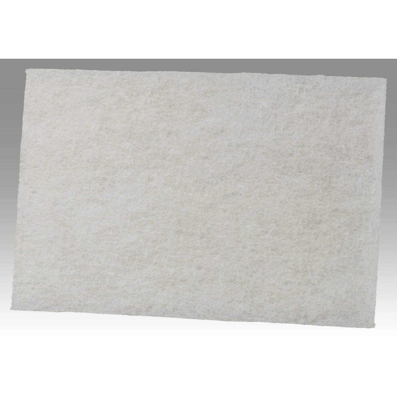 "Scotch-Brite 9/"" Length x 6/"" ... Light Cleansing Pad 7445 Aluminum Silicate TM"