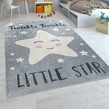paco home tappeto per bambini  Paco Home Tappeto per Bambini Stanza dei Bambini Moderno Lavabile ...
