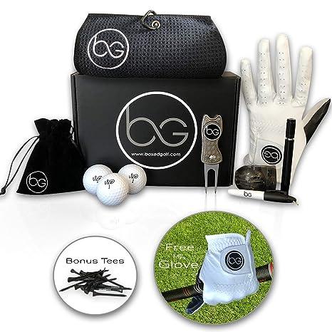 Regalos de Golf para Hombres y Mujeres - Juego de Accesorios ...