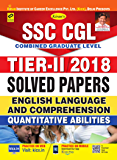 SSC CGL TIER II 2018 SOLVED PAPERS ENGLISH