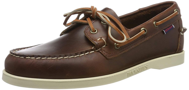 Marron (marron 900) 900) Sebago Docksides Portland Waxed, Chaussures Bateau Homme  prix ultra bas