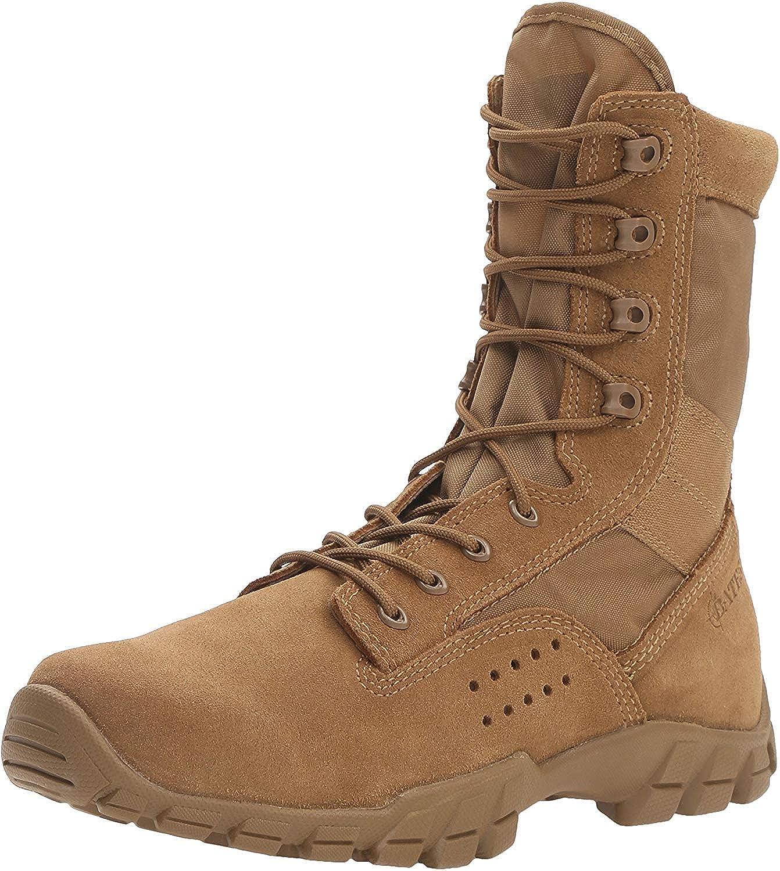"""Bates Men'S Cobra 8"""" Coyote Tactical Jungle Boot"""