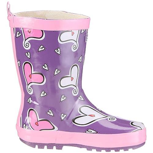 Chuva Kindergummistiefel Chuva Hart Rubber Boots Unisex Kids':  Amazon.co.uk: Shoes & Bags