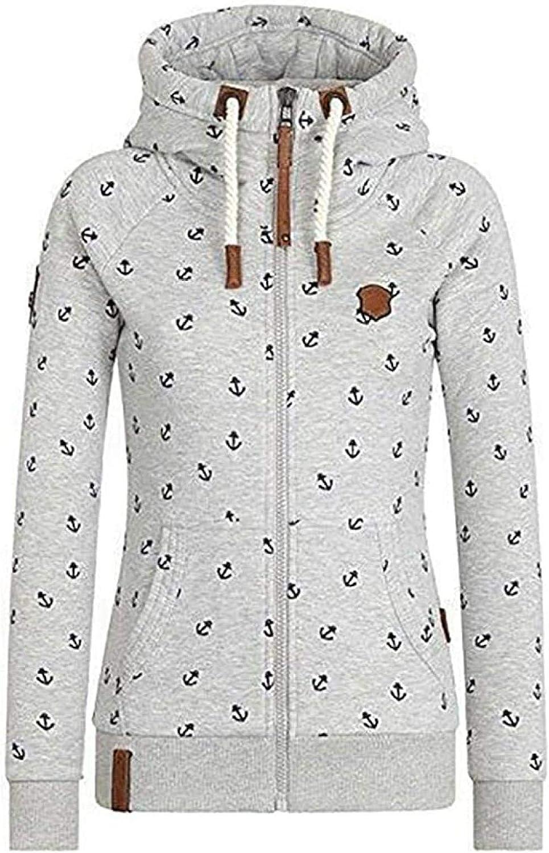 NANA318 Womens hooded jacket Hoodie with fleece inside Sweatshirt Autumn winter fleece jacket Large sizes transition jacket Sweat jacket-3XL/_Dark blue-A1