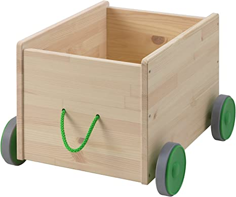 Zigzag Trading Ltd IKEA FLISAT - Almacenamiento de Juguete ...
