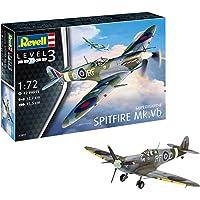 Revell Spitfire MK. VB, Kit de Modelo, Escala