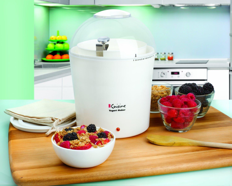 Amazon Euro Cuisine YM260 Yogurt And Greek Maker 2 Quart Kitchen Dining