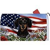 dachshund Mailbox Topper wiener dog mail box