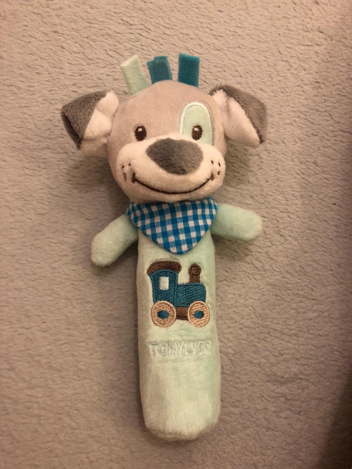 LCLrute New Hohe Qualit/ät Kinder Spielzeugtiere l/äuten Glocken Tiere Hand Glocken Musical Baby Soft Toys Entwicklungs Rassel Bett Kinder A